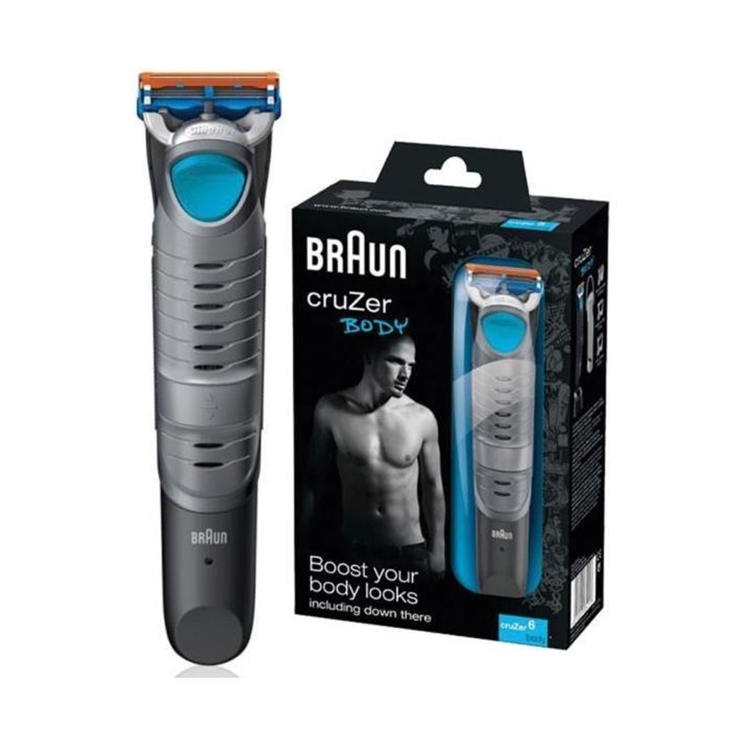 Braun Vücut Tıraş Makinesi ile Mükemmel Görünümü Elde Edin