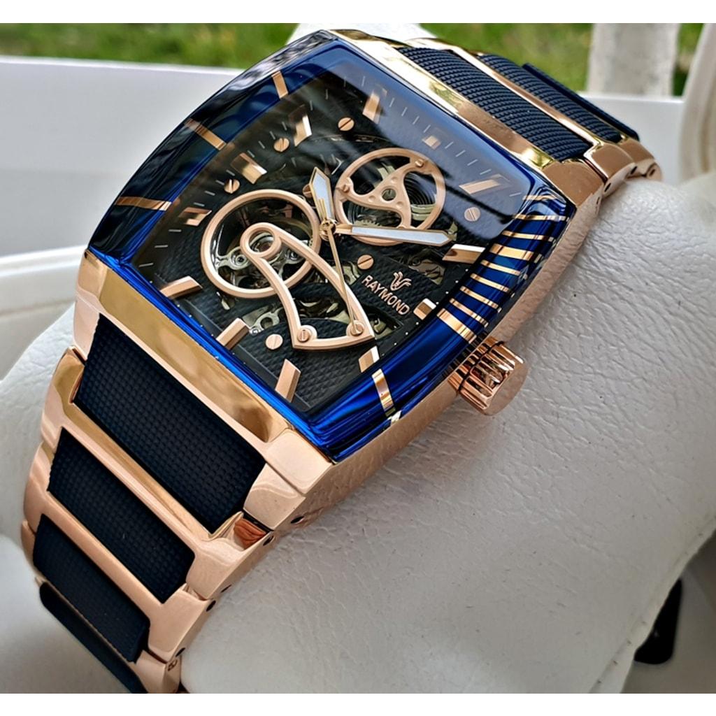 Raymond Swiss A5129 Automatic Erkek Kol Saati Fiyatlari Ve Ozellikleri