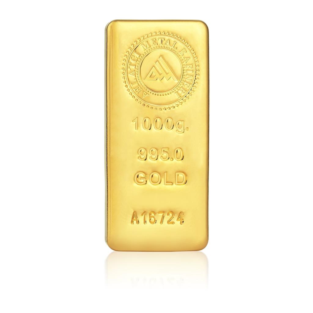Külçe Altının Gramı