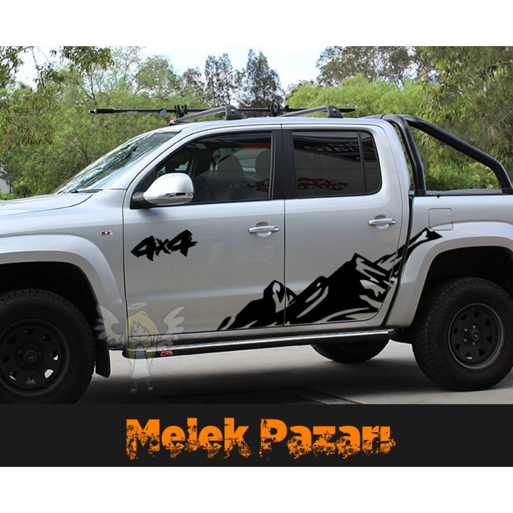 4X4 Off Road >> 4x4 Off Road Yan Sticker N11 Com