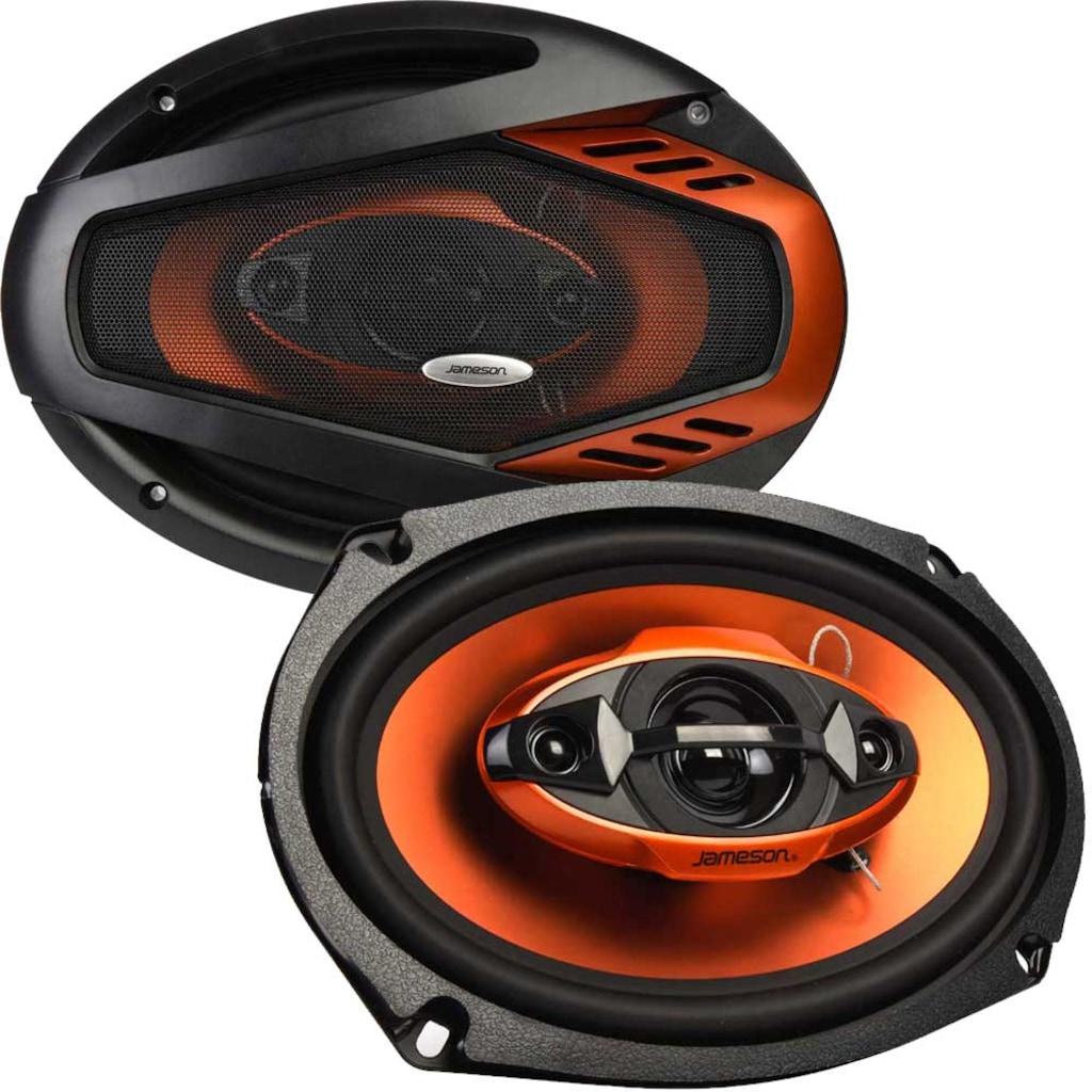 Araç, Müzik ve Watt Değerine Göre Farklı Oto Hoparlör Setleri