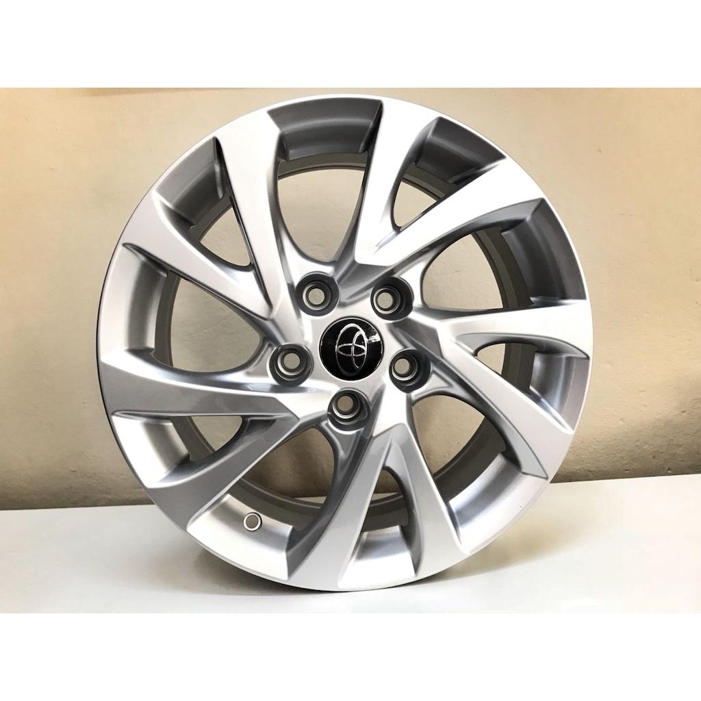 Toyota Corolla Auris Avensis Uyumlu 16 Inc 5x114 Jant N11 Com