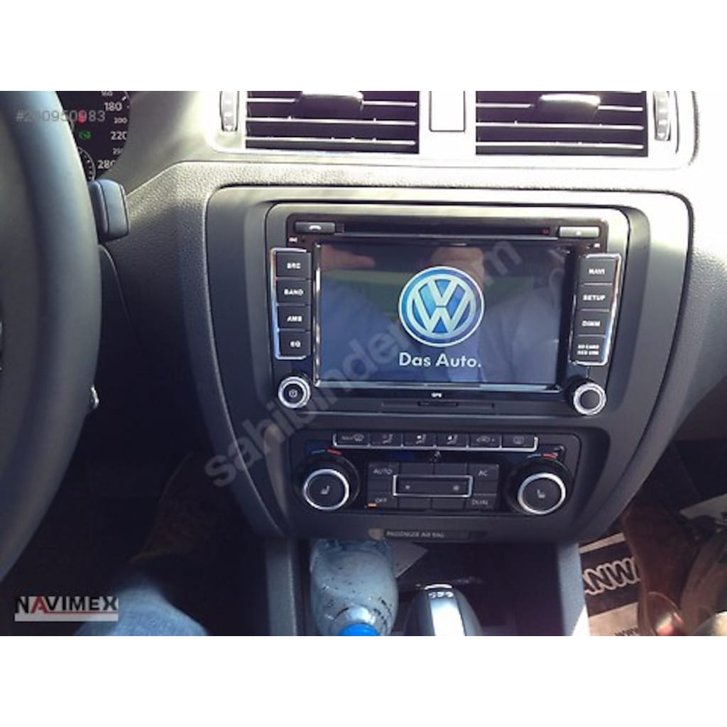 volkswagen caddy navigasyon multimedya dvd android navimex 9902hd