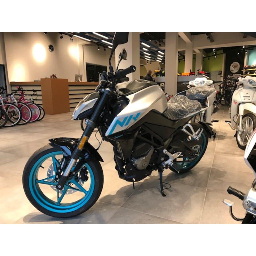 Motocykl CF Moto NK 250 Nowość 2020 Ostróda • OLX.pl