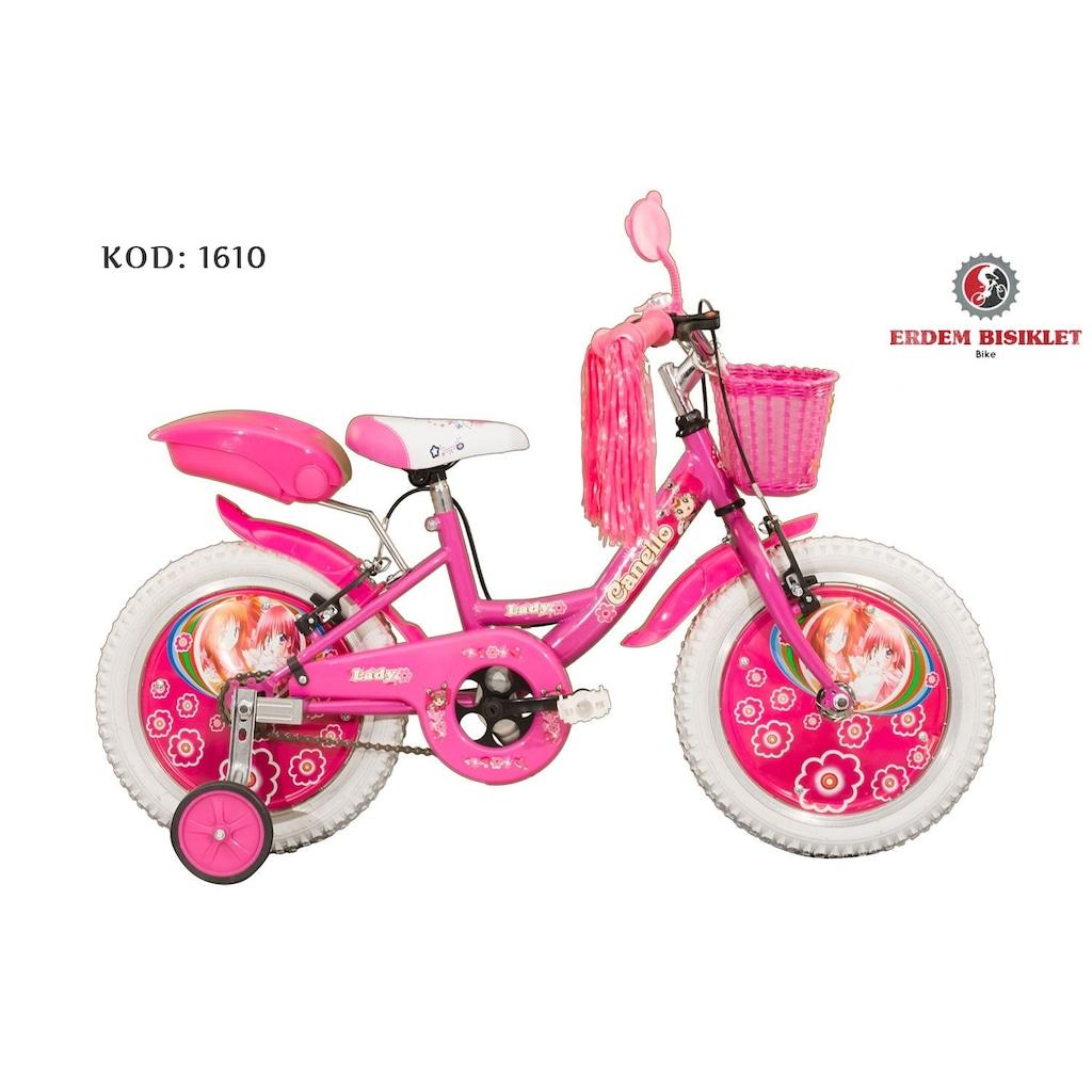 16 20 Canello çocuk Bisikleti Full Aksesuar N11com
