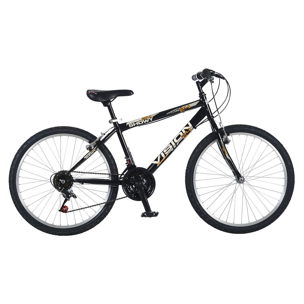 Vision Dağ Bisikleti ile Kolay Yolculuk