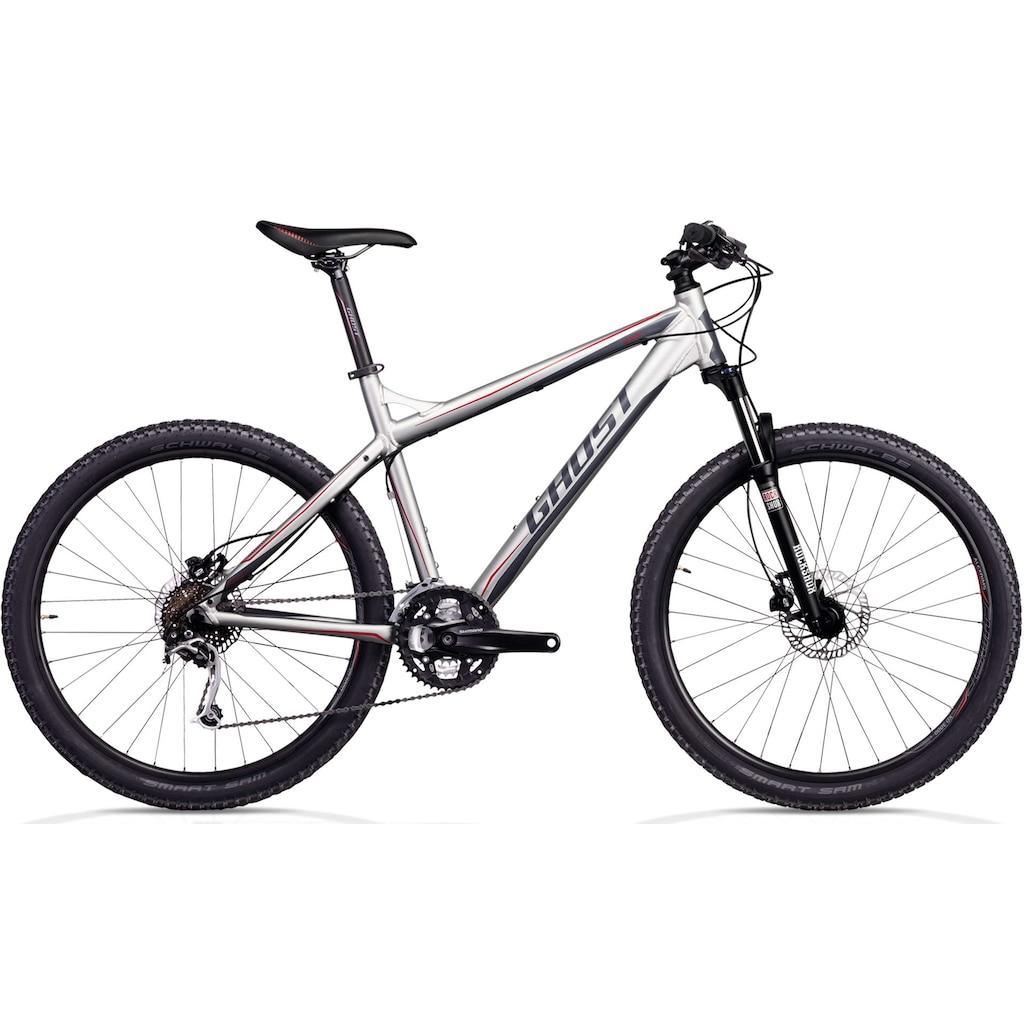 Sağlığını ve Doğayı Düşünenlerin Markası Ghost Bisiklet
