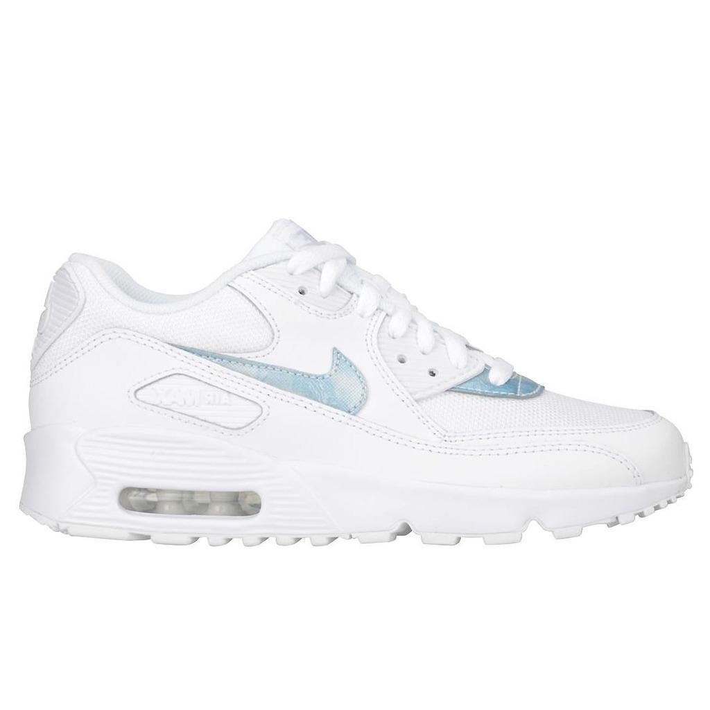 e191b49398 Nike Air Max 90 Mesh 833418-111 Bayan Spor Ayakkabı - n11.com
