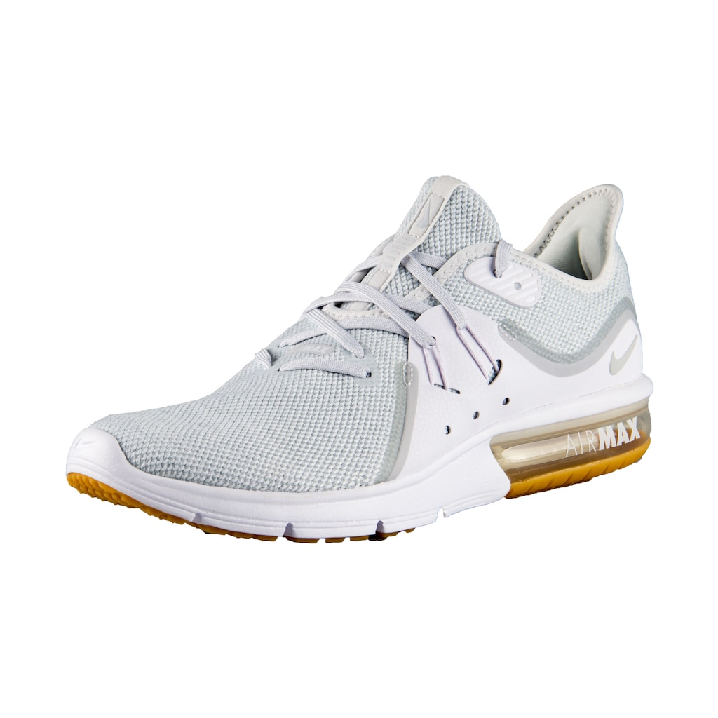 quality design dd255 2aae3 Nike Air Max Sequent 3 Erkek Spor Ayakkabı 2018