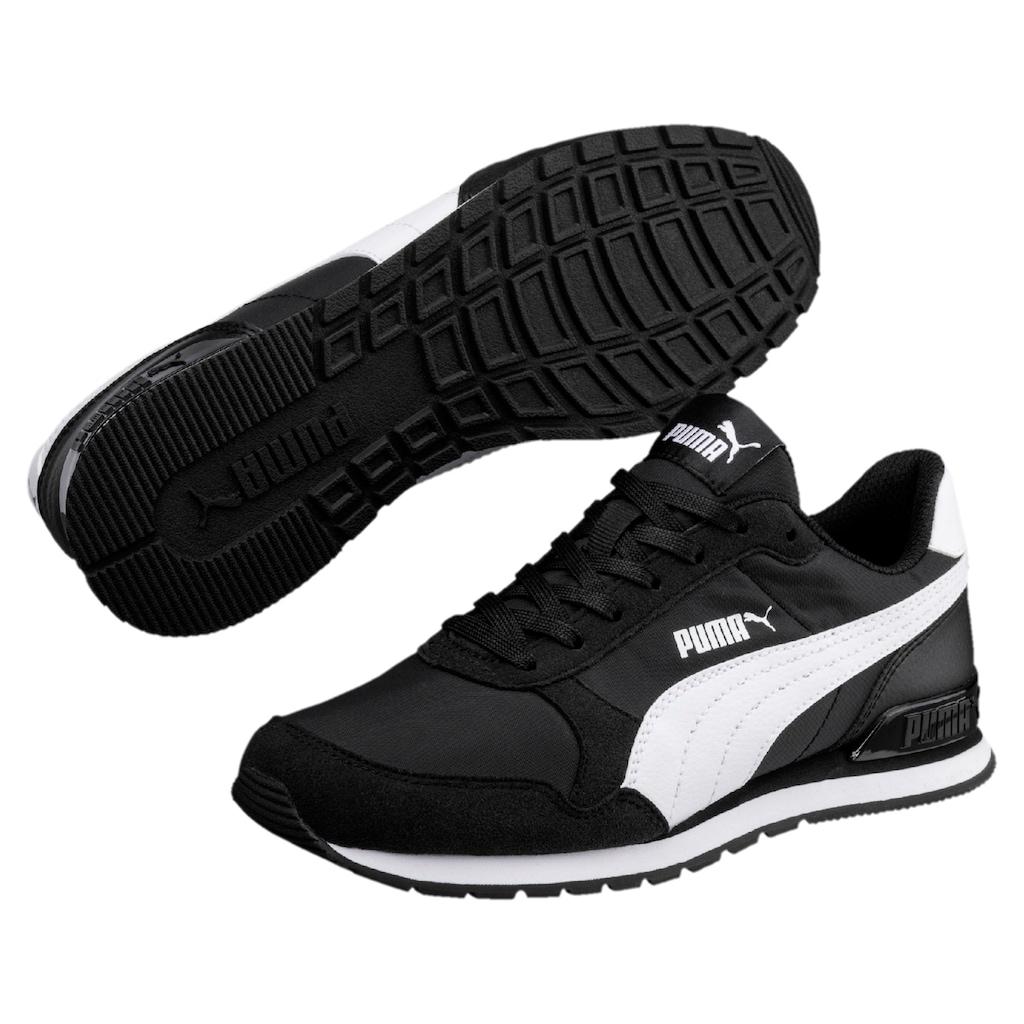 Puma 365293 01 ST Runner V2 NL Black