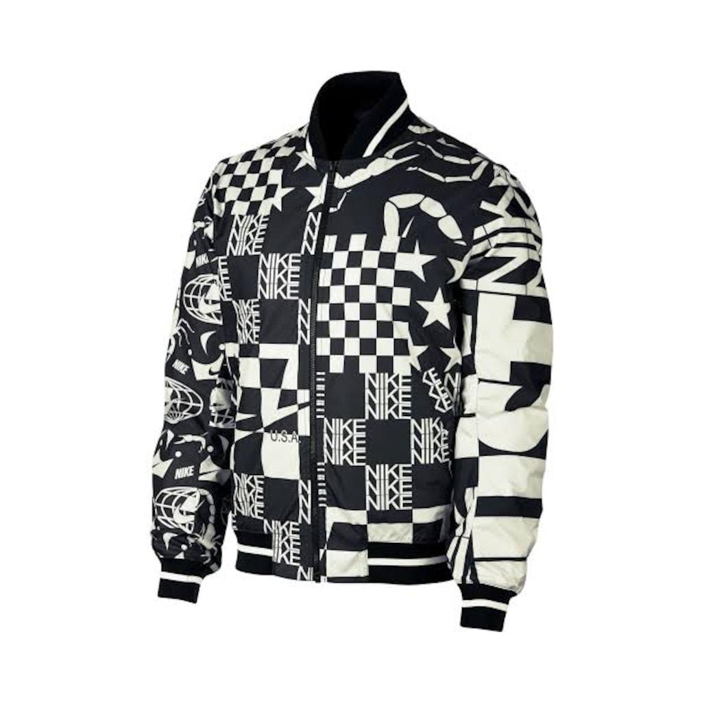 Shop Nike Prints Nsw Scorpio Jacket Ar1632 133 For Men