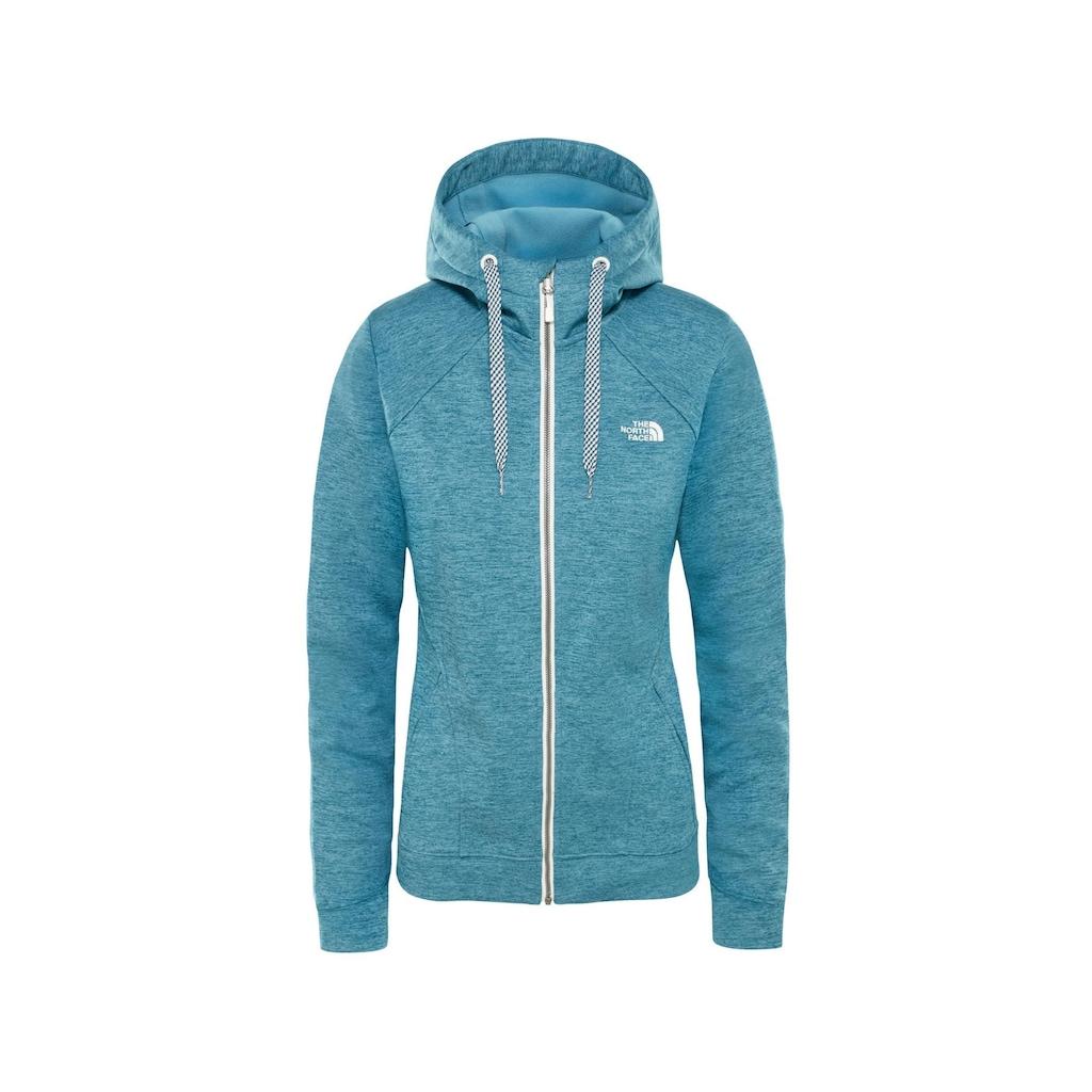 dobra sprzedaż klasyczny kod promocyjny The North Face Kutum Full Zip Hoodie Kadın Sweatshirt