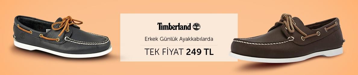 Timberland Ayakkabılar Tek Fiyat 249 TL