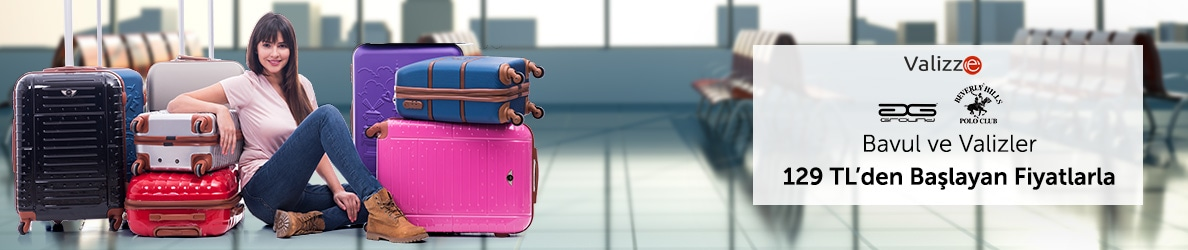 Valizze Bavullar N11 e Özel Extra İndirimlerle