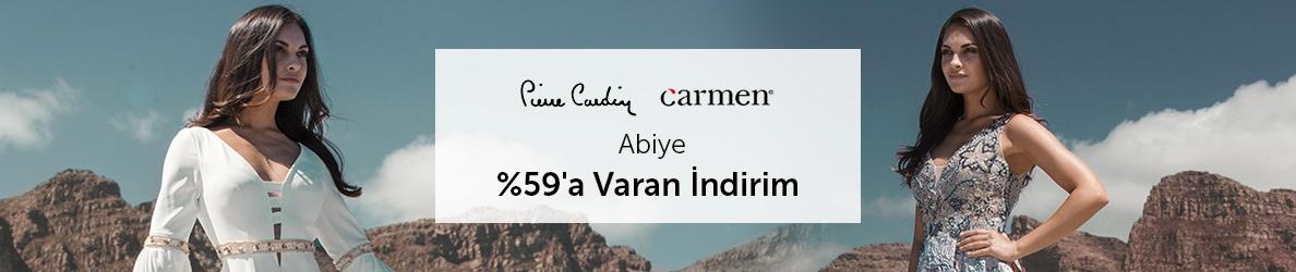 Pierre Cardin Abiye %59'a Varan İndirim