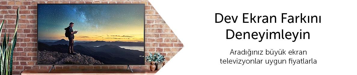 Dev Ekran TV Kampanyası