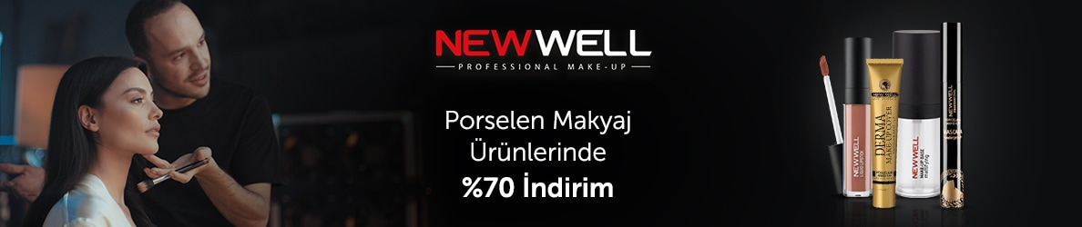 New Well %70 İndirim