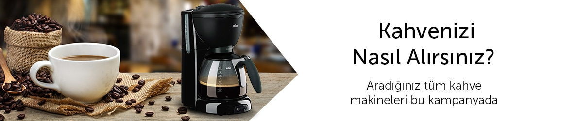 En Sevilen Kahve Makineleri n11'de