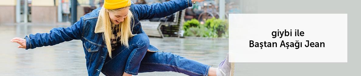 giybi ile Baştan Aşağı Jean