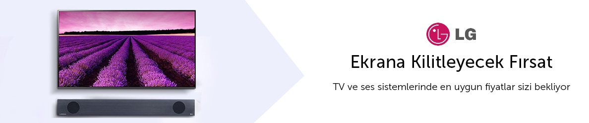 LG Televizyon Kampanyası
