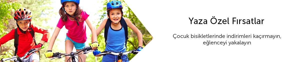 Çocuk Bisikletlerinde Özel Fiyatlar