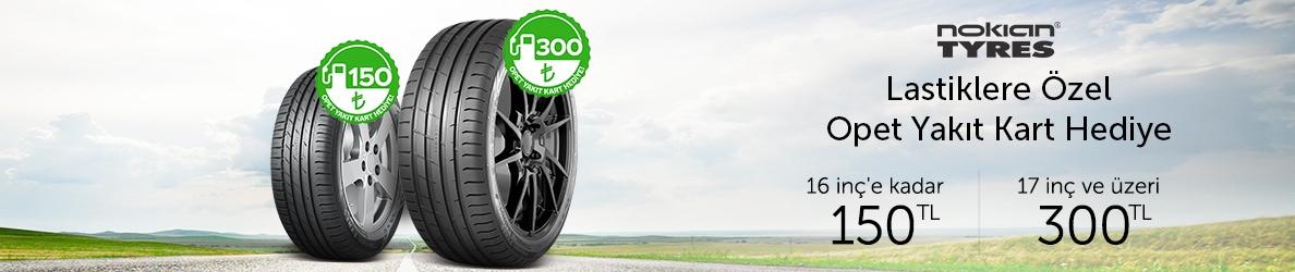 Nokian Tyres Opet Kampanyası