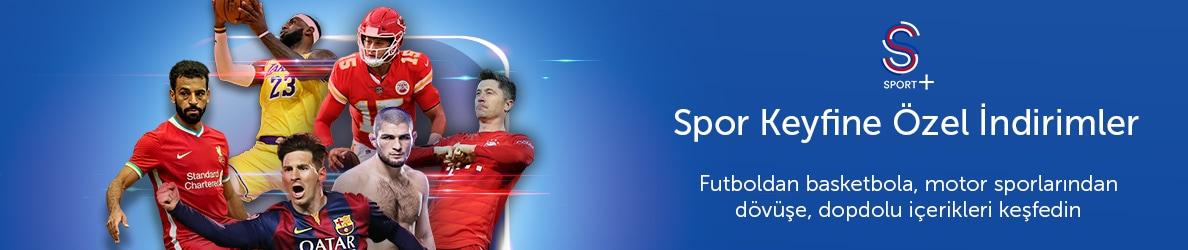 S Sport Plus Kampanyası