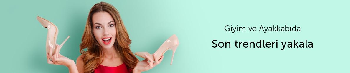 Giyim & Ayakkabı ve Çanta'da Trend Ürünler