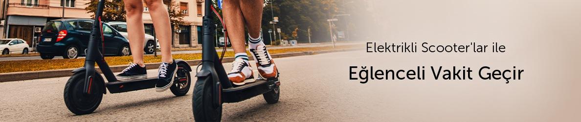 Elektrikli Scooter Ürünleri ile Eğlencenin Tadını Çıkartın