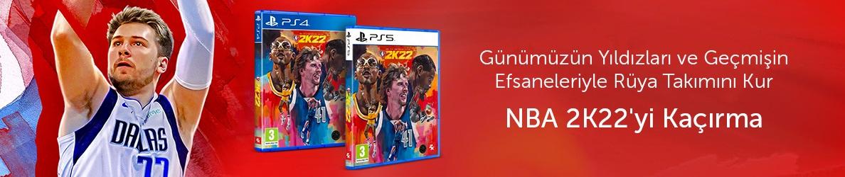 NBA 2K22 N11'de