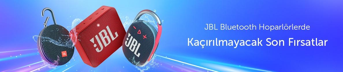 JBL Bluetooth Hoparlörlerde Kaçırılmayacak Son Fırsatlar