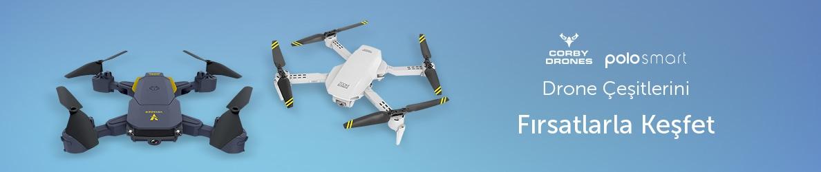 Corby Dronelarda Fırsatlar