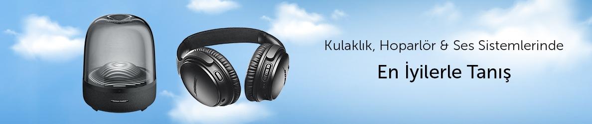 Kulaklık & Ses Sistemi Fırsatları