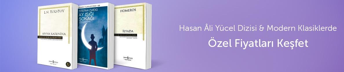 İş Bankası Hasan Ali Yücel Klasikleri ve Modern Klasikler Serisi
