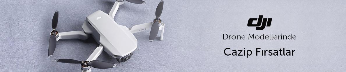DJI Dronelarda Fırsatlar