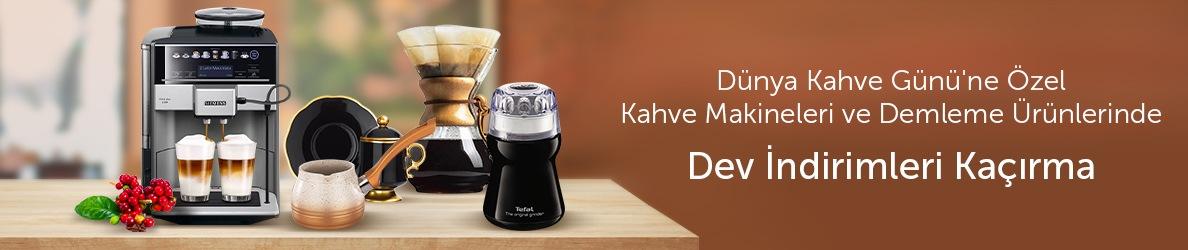 1 Ekim Dünya Kahve Gününe Özel Fırsatlar