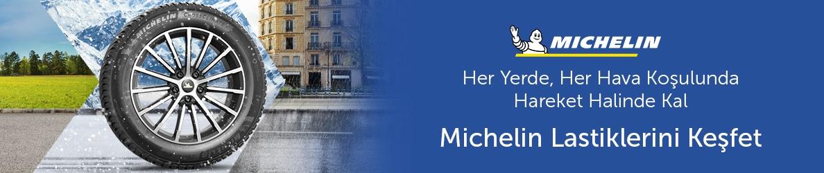 Michelin Lastiklerini Keşfet