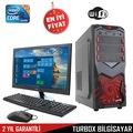14268339 - Intel i5 4 GB Ram 320 GB Hdd 18.5'' Monitörlü Masaüstü Bilgisayar - n11pro.com