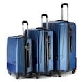 57446467 - Wexta WX-230 3'lü Valiz Seti - n11pro.com