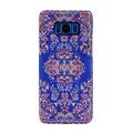 12260829 - Samsung Galaxy S8 Plus Hadrian El Yapımı Kilim Des. Kumaş Dokuma - n11pro.com