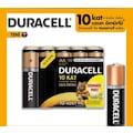 21912960 - Duracell Basic AA Kalem Pil 10'lu Paket - n11pro.com