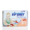 67836954 - VIP BABY Active&Soft 3 Midi 36 Adet x 4 Paket Bebek Bezi - n11pro.com