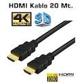 38605240 - upTech HDMI Kablo 4K Ultra HD - 20 Metre - n11pro.com