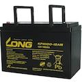 87442512 - Long KPH-100 12 AN 12 V 100 AH Bakımsız Kuru Akü - n11pro.com
