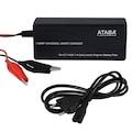 93186405 - Ataba AT-7012 12V - 24V 7Ah Switch Mode Akü Şarj Cihazı - n11pro.com