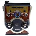 89123554 - Everton AUX RT-874 Şarjlı Radyo MP3 Müzik Çalar Işıldak USB TF SD - n11pro.com