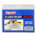 06508912 - Bigpoint Bp657 Kart Poşeti Yatay Şeffaf 128x91 MM - n11pro.com