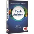 87703461 - Yargı Yayınları Yazılı Anlatım Üniversiteler İçin Türkçe 1 - n11pro.com
