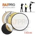 35662239 - Raypro 110 CM Profesyonel 5 in 1 Yansıtıcı Reflektör Seti - n11pro.com