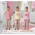08497066 - Fapi 2122 Kız Çocuk Pijama Takım - n11pro.com